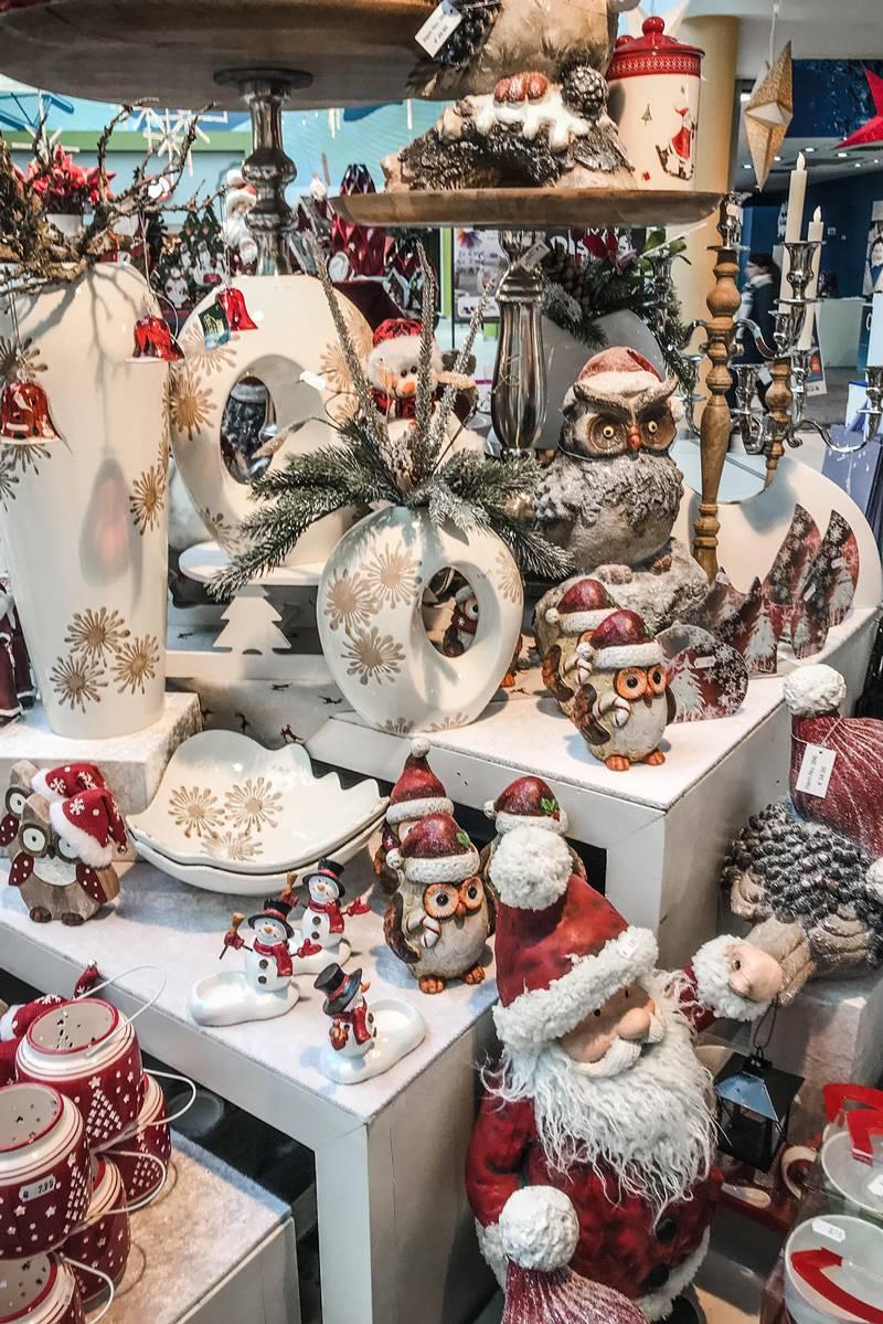 Weihnachtsmarkt Carlsburger Dekoscheune Berlin Brandenburg