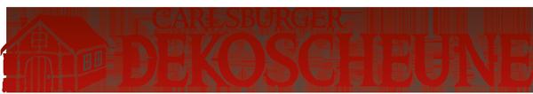 Carlsburger Dekoscheune Logo